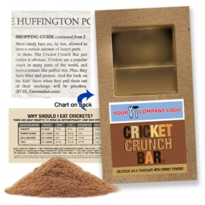 Cricket Powder Bar Milk Chocolate