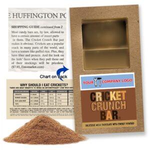 Cricket Powder Bar Milk Chocolate